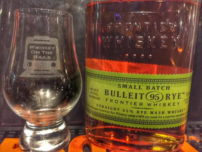 Locked And Loaded With Bulleit Rye