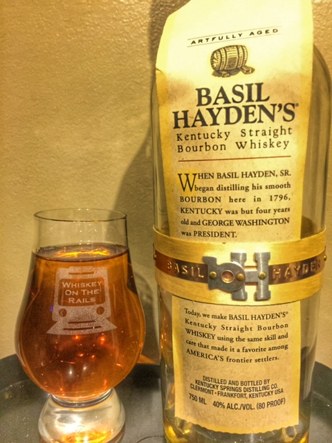 Basil Hayden's, The Perfect Whiskey With A Cigar