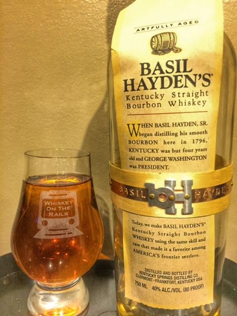 Episode 7 – Cheers To The Basil Hayden's