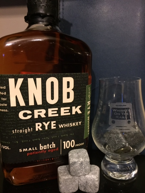 Episode 10 – Our Differences With Knob Creek Rye