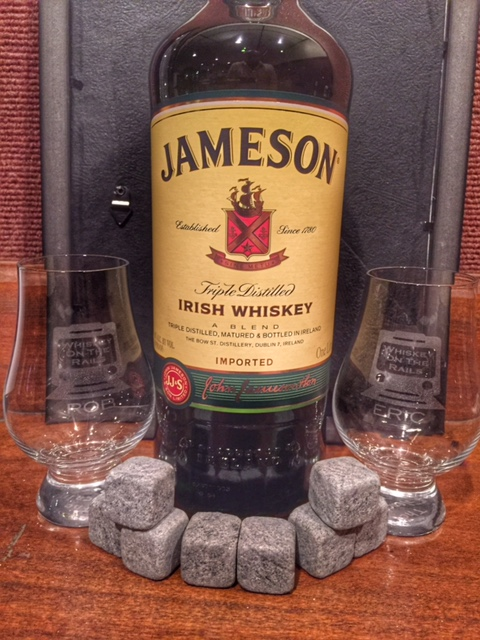 Episode 19 – Jameson With A Round Of Picklebacks