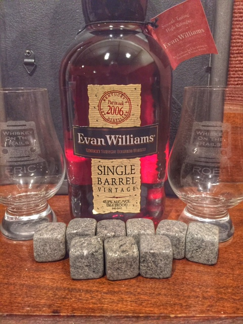 Episode 25 – Evan Williams Single Barrel For Eric