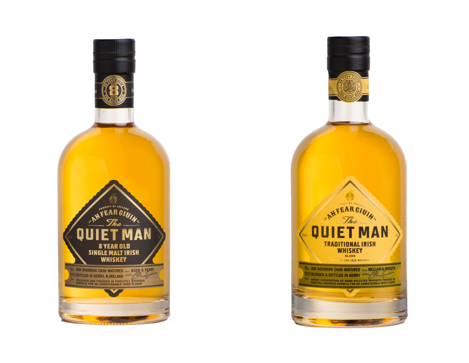 The Quiet Man Irish Whiskey Launching in U.S. in January 2016