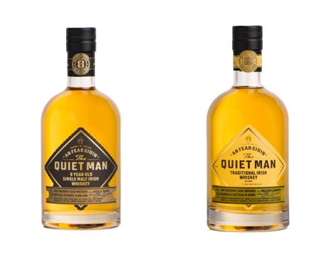 The Quiet Man Irish Whiskey Launching in U.S. in January 2016