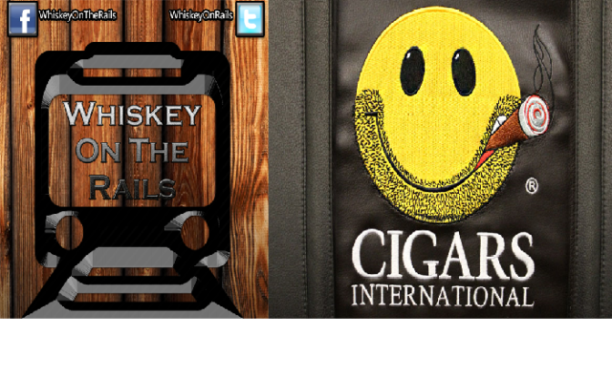 Cigars International Joining Whiskey On The Rails Partner Lineup