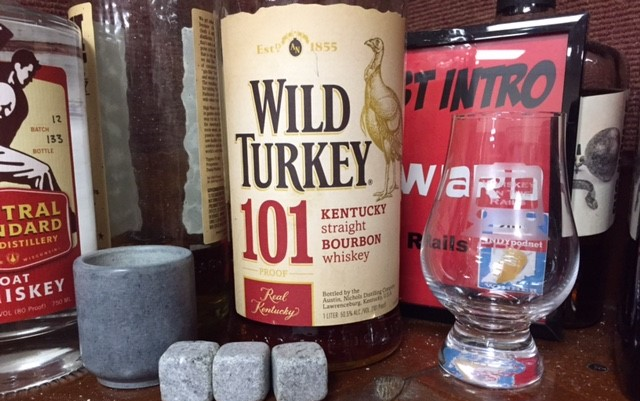 Thanksgiving Whiskey Feast With Wild Turkey 101